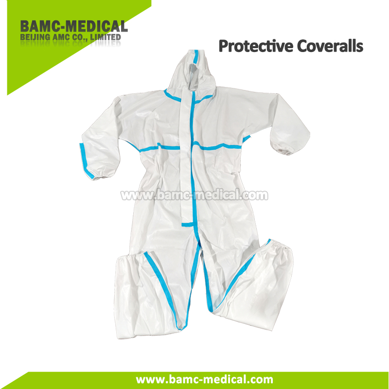 Safety Clothing Disposable Protective Coveralls