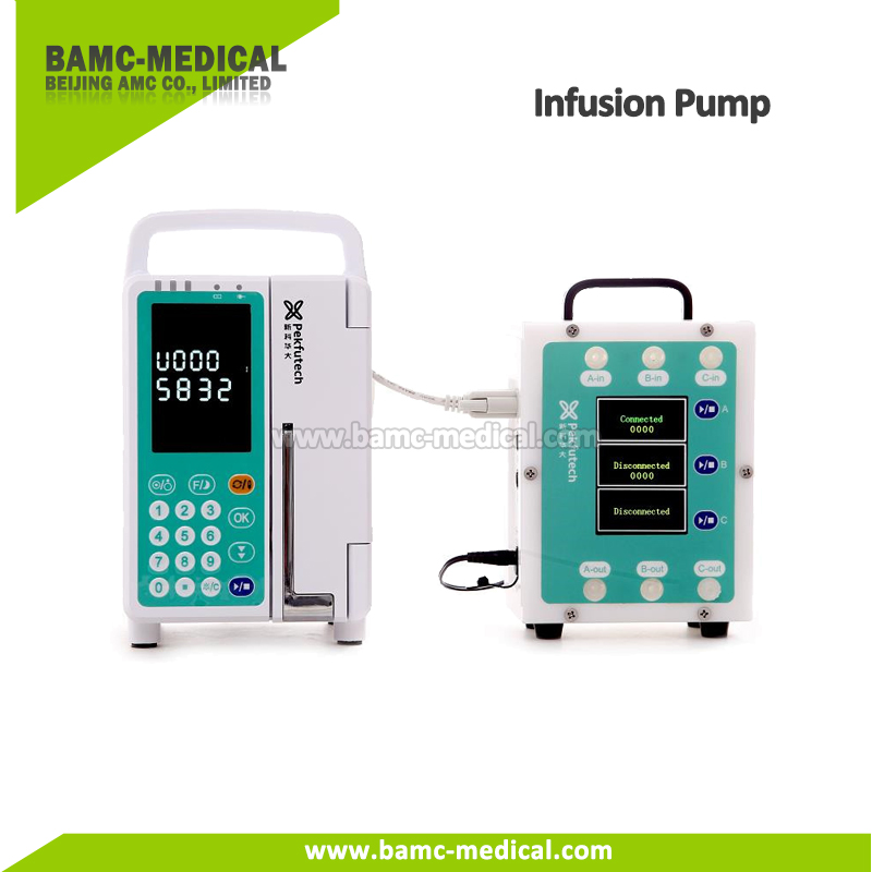Infusion Pump Vet Care
